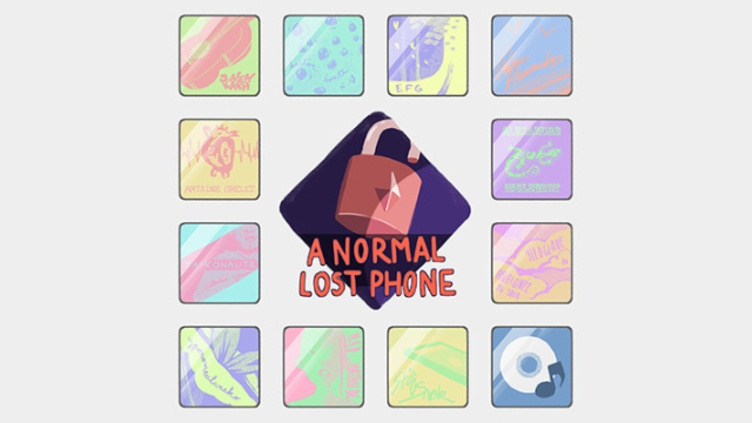 A Normal Lost Phone - Official Soundtrack DLC