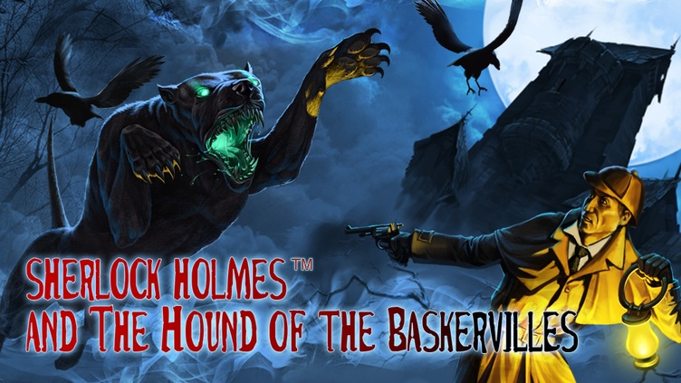 Sherlock Holmes and The Hound of The Baskervilles фото