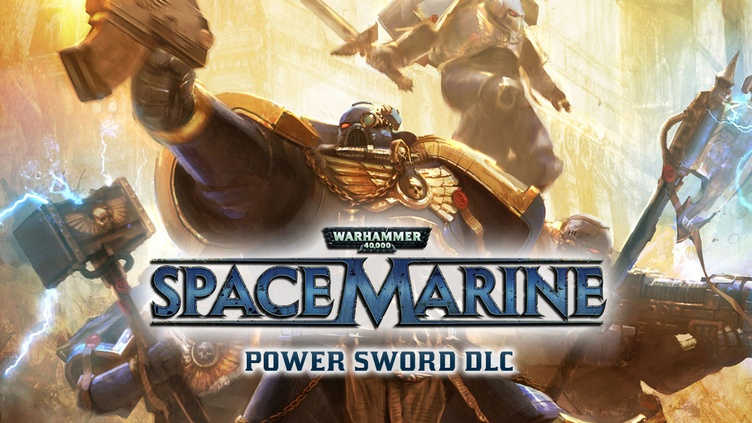 Warhammer 40,000: Space Marine - Power Sword DLC фото