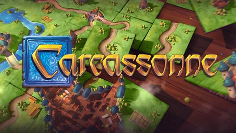 Carcassonne - Tiles & Tactics фото