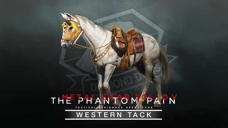 METAL GEAR SOLID V: THE PHANTOM PAIN - Western Tack фото