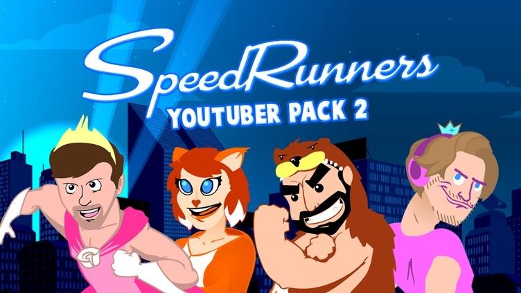 SpeedRunners - Youtuber Pack 2 DLC фото