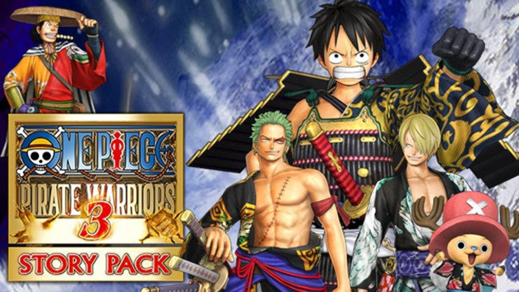 One Piece Pirate Warriors 3 Story Pack DLC фото