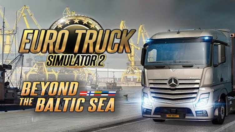 Euro Truck Simulator 2 - Beyond the Baltic Sea фото