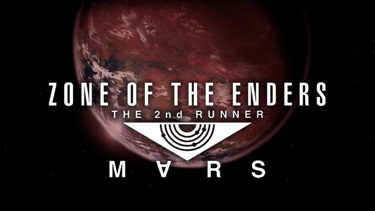 ZONE OF THE ENDERS THE 2nd RUNNER : M∀RS [RU + CIS]