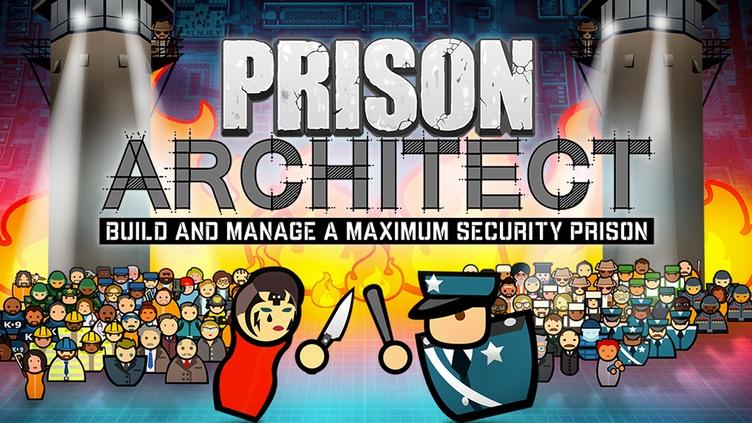 Prison Architect фото