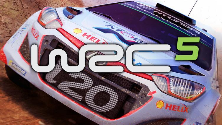 WRC 5 FIA World Rally Championship фото