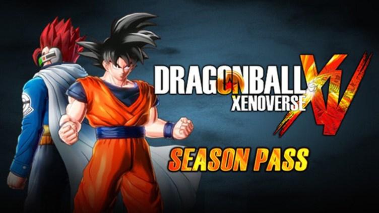 DRAGON BALL XENOVERSE Season Pass DLC