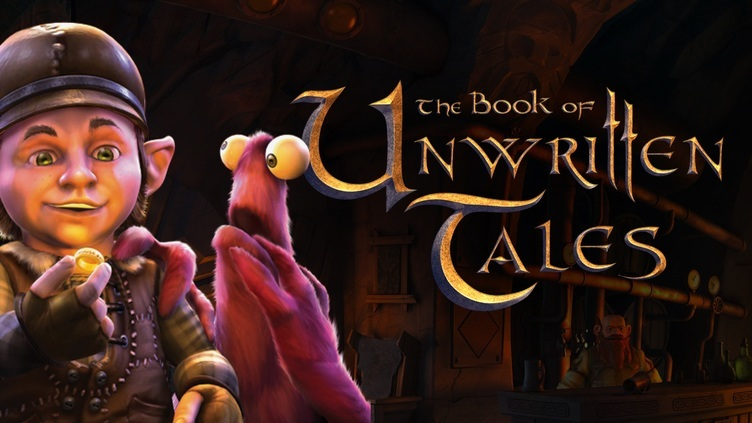 The Book of Unwritten Tales фото