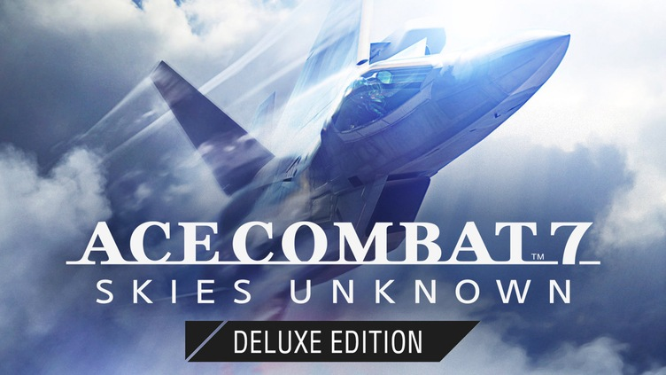 ACE COMBAT 7: SKIES UNKNOWN Deluxe Edition фото