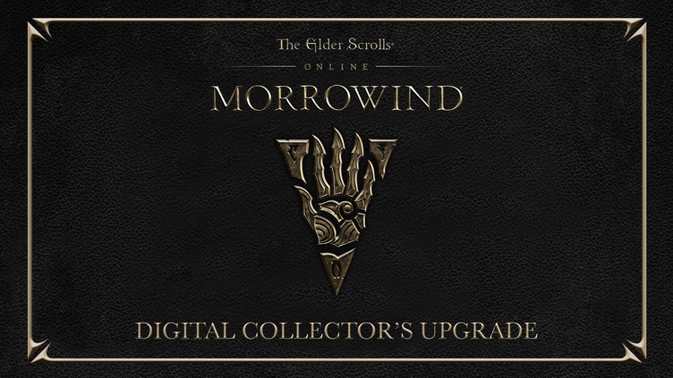 The Elder Scrolls Online: Morrowind - Digital Collector's Upgrade