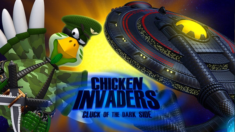 Chicken Invaders 5 фото