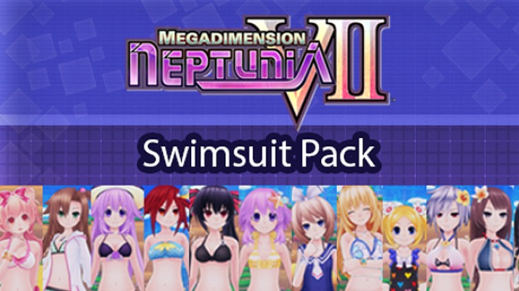 Megadimension Neptunia VII Swimsuit Pack DLC фото