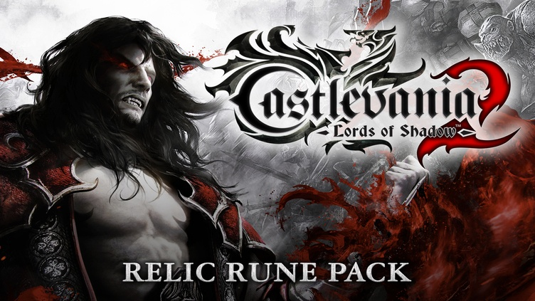 Castlevania: Lords of Shadow 2 - Relic Rune Pack фото