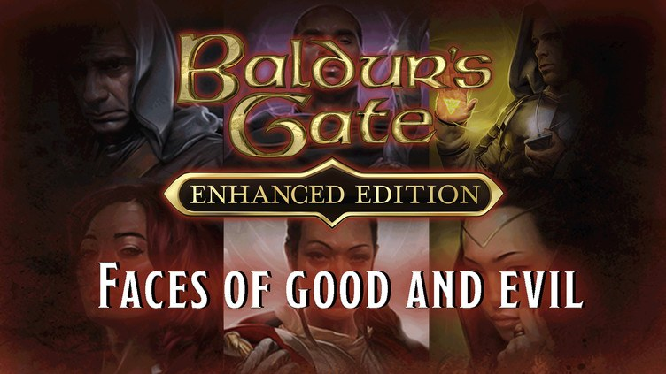 Baldur's Gate: Faces of Good and Evil DLC фото
