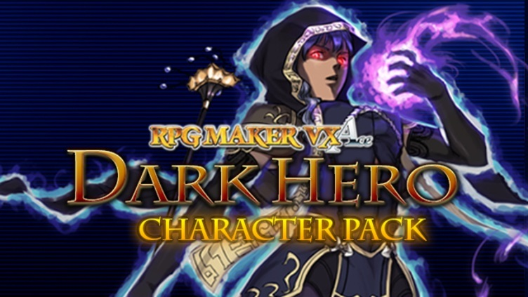 RPG Maker: Dark Hero Character Pack DLC фото