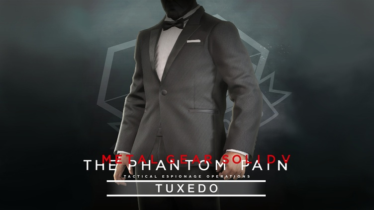 METAL GEAR SOLID V: THE PHANTOM PAIN - Tuxedo фото