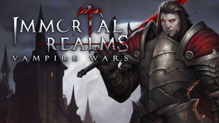 Immortal Realms: Vampire Wars фото