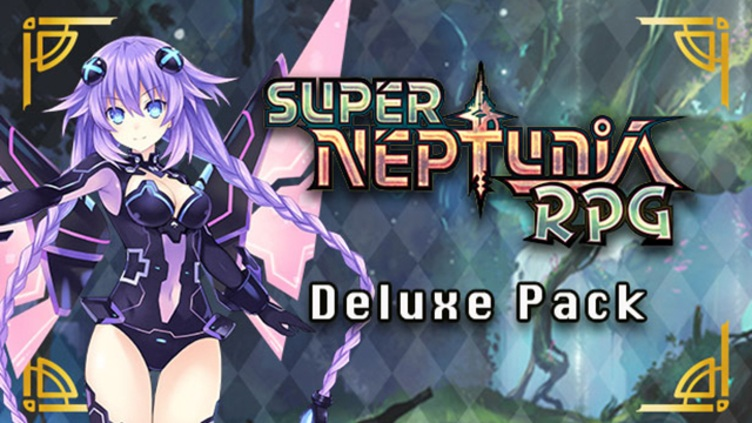 Super Neptunia RPG - Deluxe Pack фото