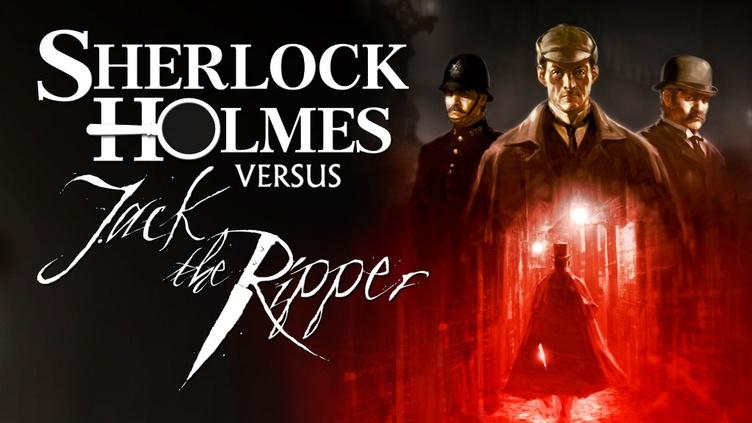 Sherlock Holmes versus Jack the Ripper фото