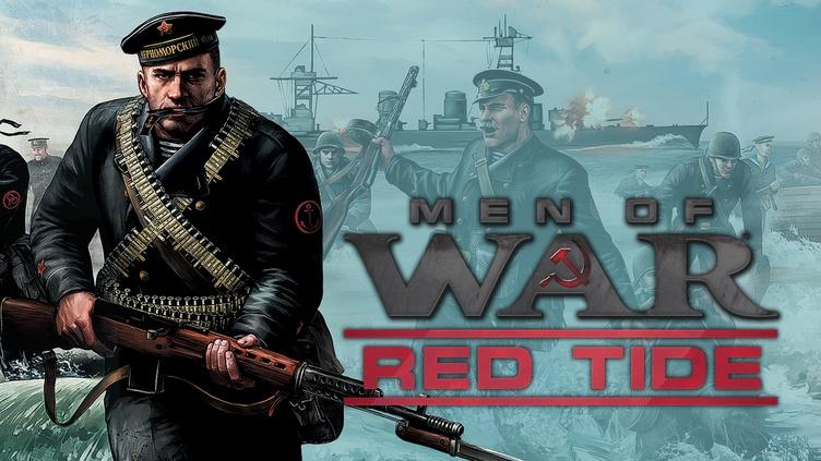 Men of War: Red Tide фото