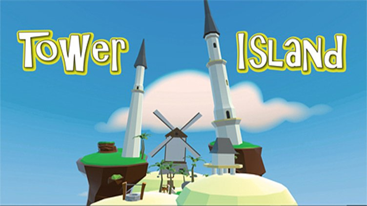 Tower Island: Explore, Discover and Disassemble фото