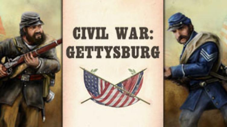 Civil War: Gettysburg фото