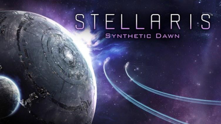 Stellaris: Synthetic Dawn DLC