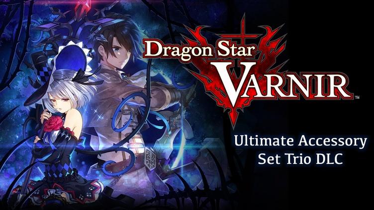 Dragon Star Varnir - Ultimate Accessory Set Trio DLC фото