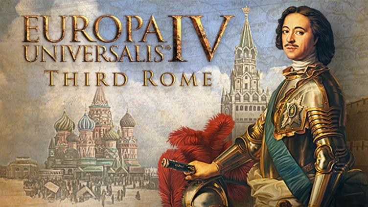 Europa Universalis IV: Third Rome DLC