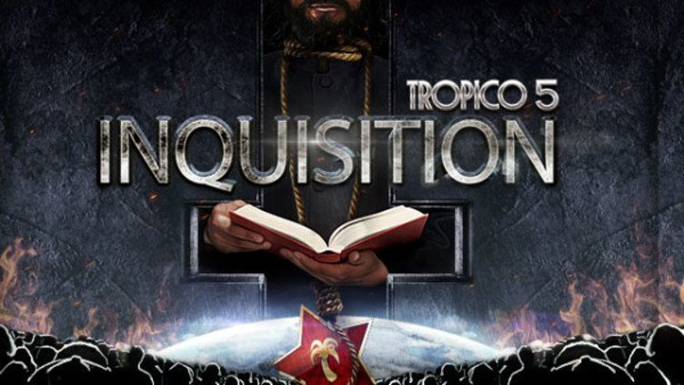 Tropico 5 - Inquisition DLC фото
