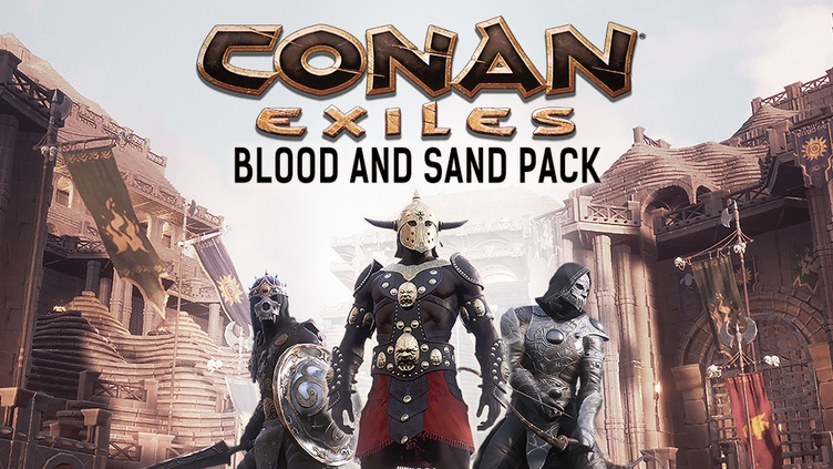 Conan Exiles - Blood and Sand Pack фото