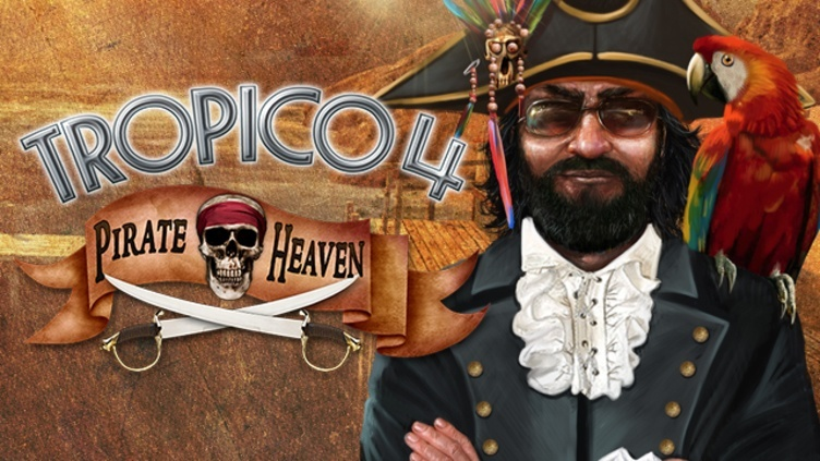 Tropico 4: Pirate Heaven DLC фото