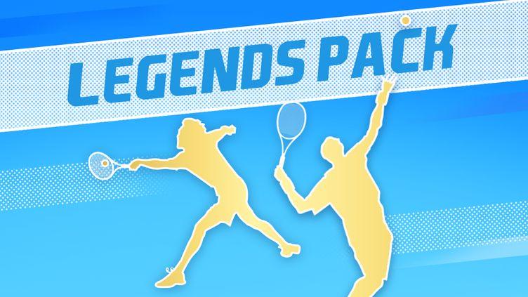 Tennis World Tour 2 - Legends Pack