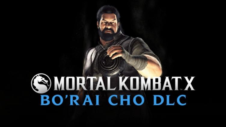 Mortal Kombat X: Bo'Rai Cho DLC