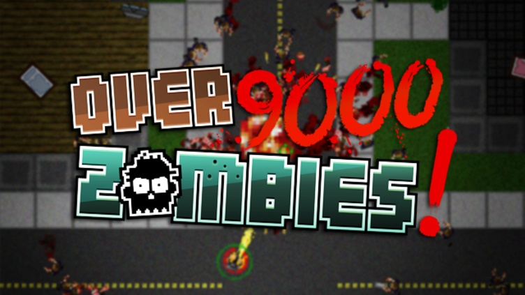 Over 9000 Zombies! фото
