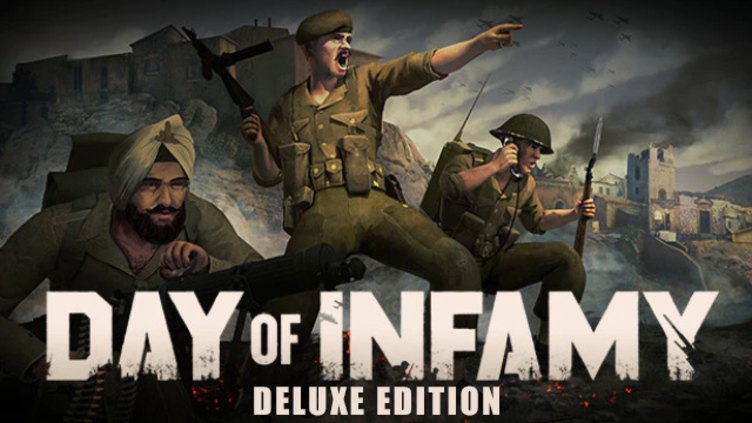 Day of Infamy Deluxe Edition фото