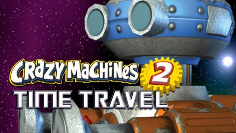 Crazy Machines 2: Time Travel Add-On DLC фото