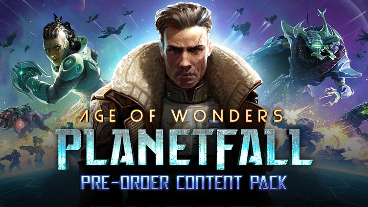 Age of Wonders: Planetfall Pre-Order Content Pack