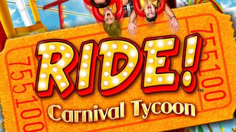 Ride! Carnival Tycoon фото