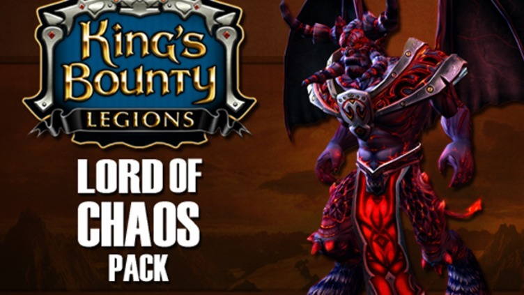 King's Bounty: Legions - Lord of Chaos Pack DLC фото