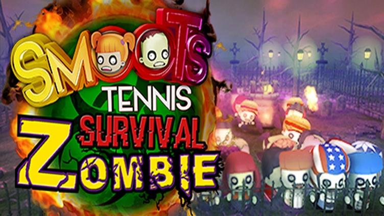 Smoots Tennis Survival Zombie фото