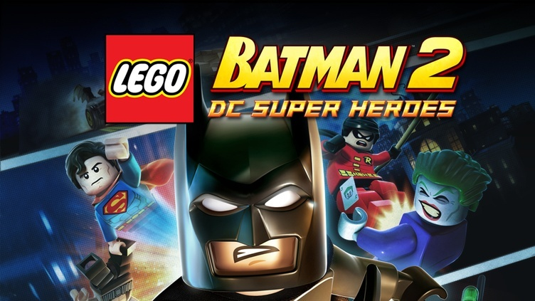 LEGO Batman 2 DC Super Heroes | Windows Steam | Fanatical