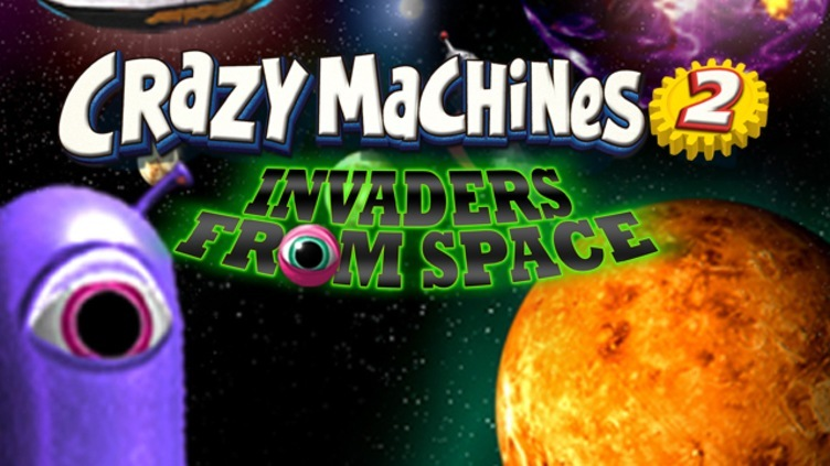 Crazy Machines 2 - Invaders from Space DLC фото