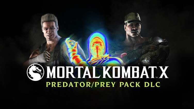 Mortal Kombat X: Predator/Prey Pack DLC