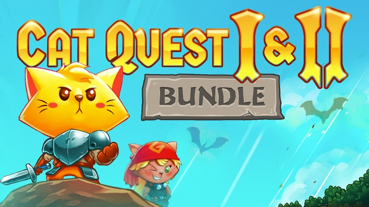 Cat Quest & Cat Quest II Bundle фото