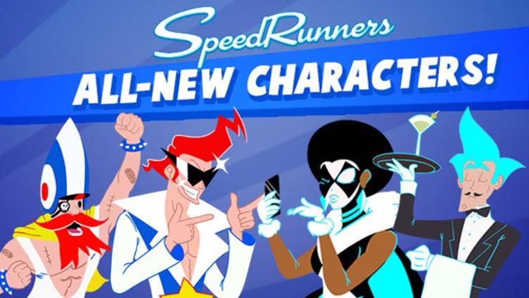 SpeedRunners - Civil Dispute! Character Pack