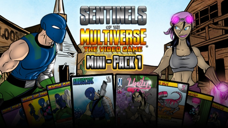 Sentinels of the Multiverse - Mini-Pack 1 фото