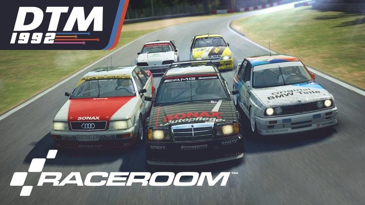 RaceRoom - DTM 1992 Car Pack фото