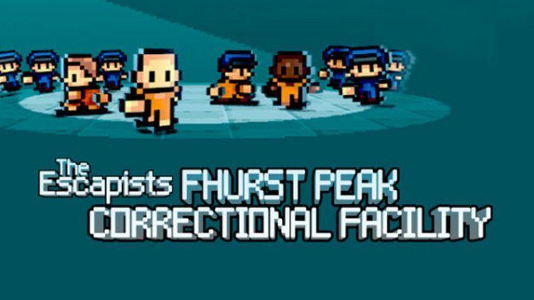 The Escapists - Fhurst Peak Correctional Facility фото